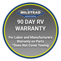 RV 90 Day Warranty